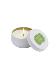 Hillhouse Naturals CUT GRASS CANDLE IN WHITE TIN - Product Mini Image