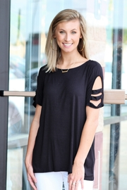 145 Story Cut It Out Top - Product Mini Image