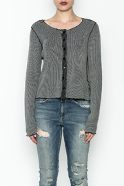 Cut Loose Pullover Top - Front full body