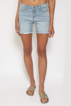 Liverpool Jean Company Cut-Off Jean Shorts - Product List Image