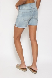 Liverpool Jean Company Cut-Off Jean Shorts - Side cropped
