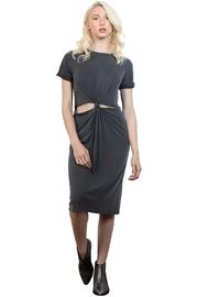 Rock Etiquette Cut Out Dress - Product Mini Image
