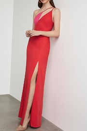 BCBG MAXAZRIA Cut Out Gown with Slit - Product Mini Image