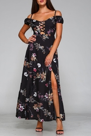 Racine Cut-Out Maxi Dress - Product Mini Image