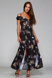 Racine Cut-Out Maxi Dress - Other