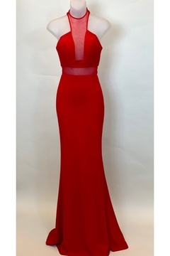 Shoptiques Product: CUT OUT SEXY GOWN