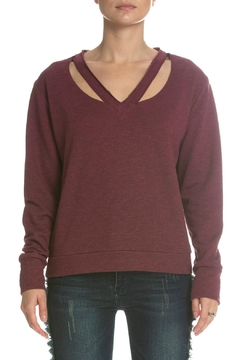 Elan Cut Out Sweater - Product List Image
