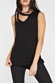 Maronie  Cut Out Tank - Product Mini Image
