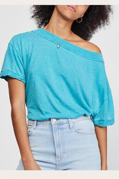 Free People Cut-Out Tee - Product List Image