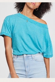 Free People Cut-Out Tee - Product Mini Image