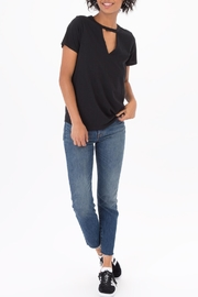 z supply Cut Out Tee - Front cropped