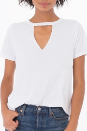 z supply Cut Out Tee - Front full body