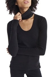 Groceries Apparel Cut Out Turtle-Neck - Product Mini Image