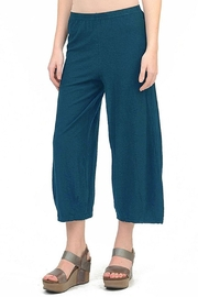 Cut Loose Cropped Pant W/darts - Product Mini Image