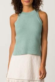 Margaret O'Leary Cutaway Tank - Front cropped