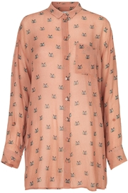 Munthe Cute Bunnies Blouse - Product Mini Image