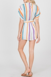 Ces Femme Cute & Colorful romper - Front full body