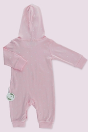 T & Tim Cute Mommy Flamingo Romper - Front full body