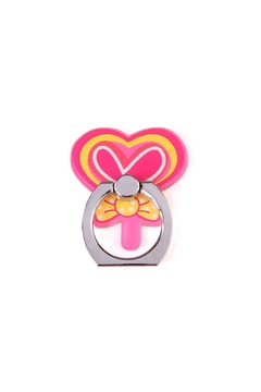 Shoptiques Product: Cute-Ring Phone Holder