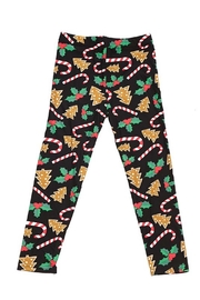 New Mix Cute Xmas Legging - Front cropped