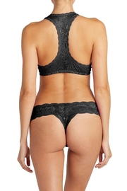 Cosabella Lingerie Cutie Bow Thong - Front full body