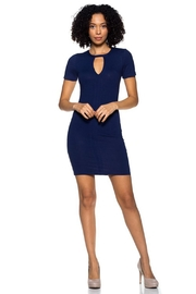 Capella Apparel Cutout Bodycon Dress - Product Mini Image