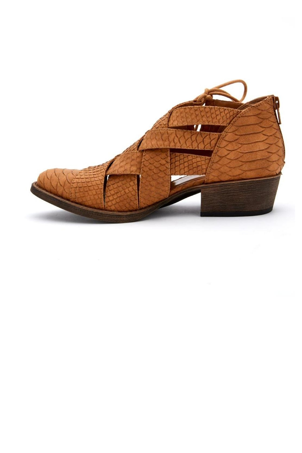 Coconuts by Matisse Cutout Heeled Bootie - Main Image