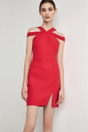 BCBG MAXAZRIA Cutout Sheath Dress - Product Mini Image