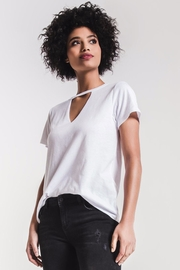 z supply Cutout Tee - Front cropped