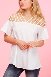 Fantastic Fawn Cutout Top - Product Mini Image