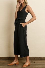 Dress Forum  Cutout Wrap Jumpsuit - Front full body