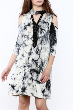 CY USA White Marble Dress - Product List Image