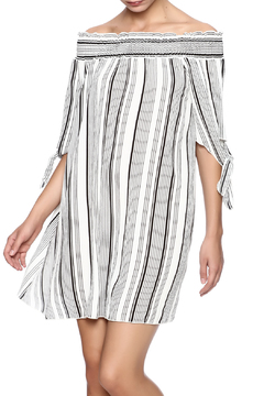Shoptiques Product: Off Shoulder Dress