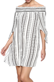 CY USA Off Shoulder Dress - Product Mini Image