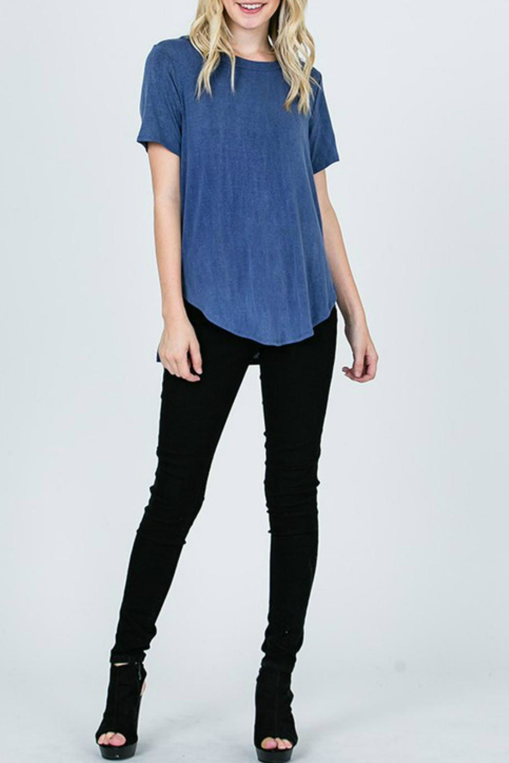 CY Fashion Alessa Top - Side Cropped Image