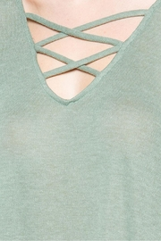 CY Fashion Cold Shoulder Top - Other