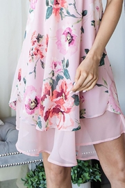 CY Fashion Floral Tank Top Dress - Other
