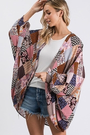 CY Fashion Open Front Kimono Cardigan - Other