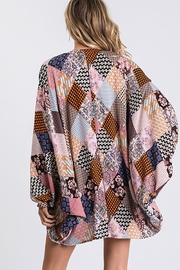 CY Fashion Open Front Kimono Cardigan - Front full body