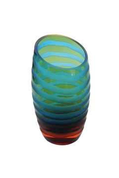Cyan Design Chiseled Glass Vase - Alternate List Image