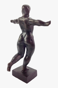 Cyan Design Dancing Bronze Lady Deco - Alternate List Image