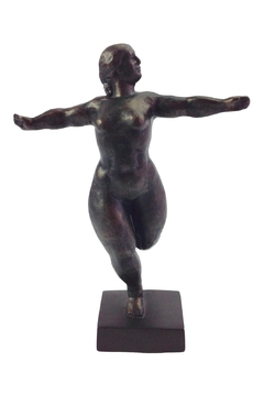 Cyan Design Dancing Bronze Lady Deco - Product List Image