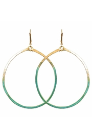 We Dream In Colour Cyclades Earrings - Product Mini Image