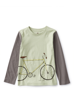Shoptiques Product: Cyclin' Around Graphic Tee