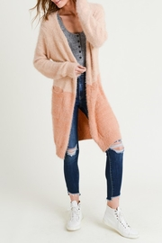 Doe & Rae Cydney Colorblock Cardigan - Product Mini Image