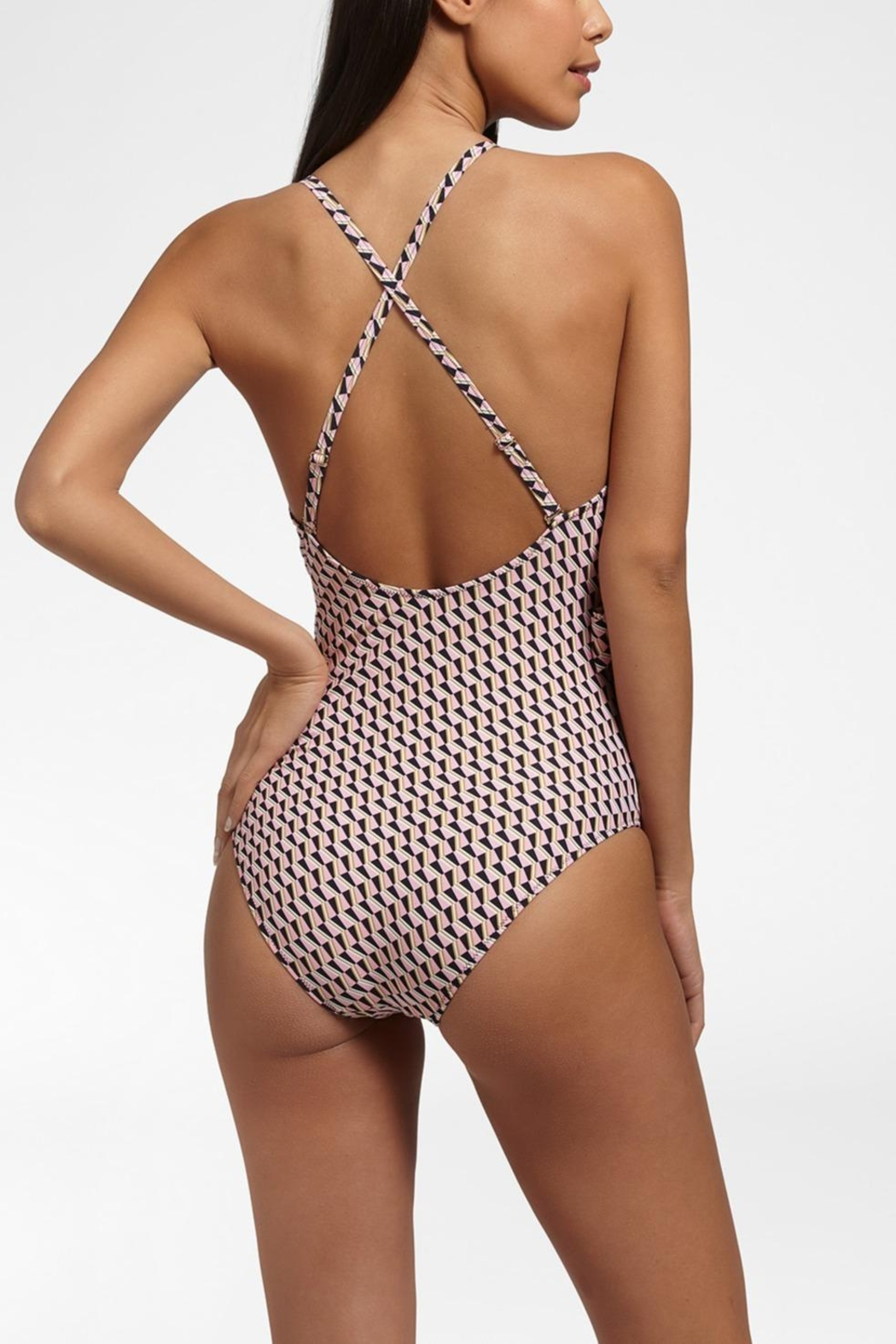 Cyell Paradiso One Piece Swimsuit - Front Full Image