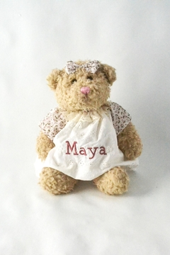 Shoptiques Product: Personalized Girl Bear