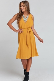 Show Me Your Mumu Cynthia Crossover Dress - Product Mini Image