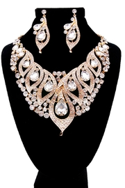 Madison Avenue Accessories Cynthia Evening Necklace - Product Mini Image
