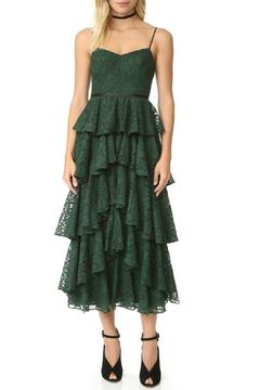 Cynthia Rowley Lace Tiered Dress - Product List Image